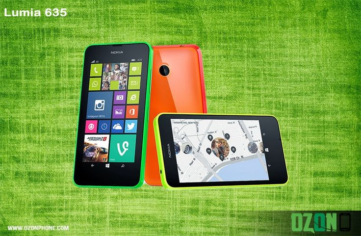 Specification Nokia Lumia 635 | Ozon Phone View at http://ozonphone.blogspot.com/2014/12/specification-nokia-lumia-635.html