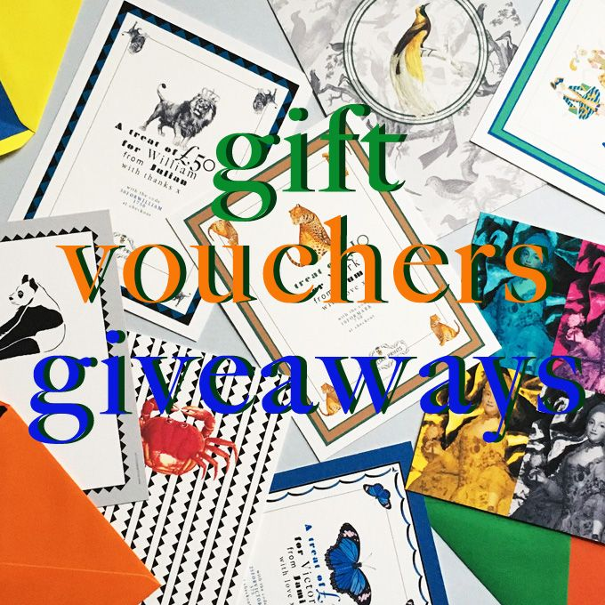 We are giving away 3 gift vouchers for 3 lucky winners: A £25, a £15 and a £10 online gift voucher with your favourite design to spend in our online shop at www.peculiarprints.co.uk  Just Add a comment in the #Instagram post https://instagram.com/p/BPKCMLdA-Gk/ Winners announced next Friday 20th of January  #giveaways #competition #giftvouchers #giftcards