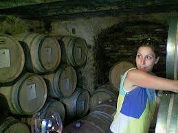 Sara Vezza from Winery Josetta Saffirio