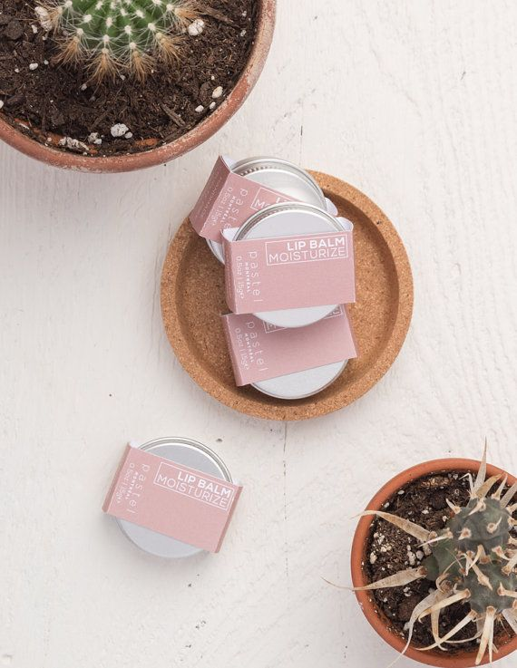 This is a great lip balm to nourish and protect your lips. Made with pure essential oils and the finest all natural ingredients. Your lips will thank you! Use PIN10 to get 10% off. #skincare #lips #lipbalm #natural #cactus #cacti #plant #pastel #healthy