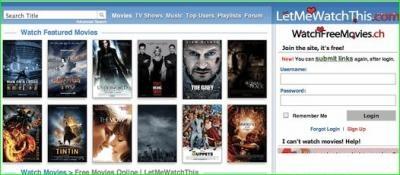 download tv shows free no registration