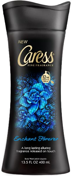 Caress Enchant Forever body wash