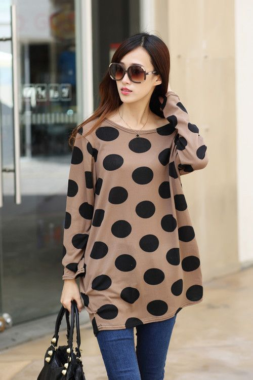 2015 Autumn winter women dress plus size ropa mujer long sleeve o-neck print tunic tops loose vestidos invierno woman clothes