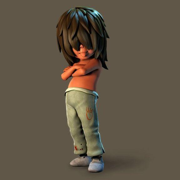 50 Designs de personagens animados em 3D | Criatives | Blog Design, Inspirações, Tutoriais, Web Design