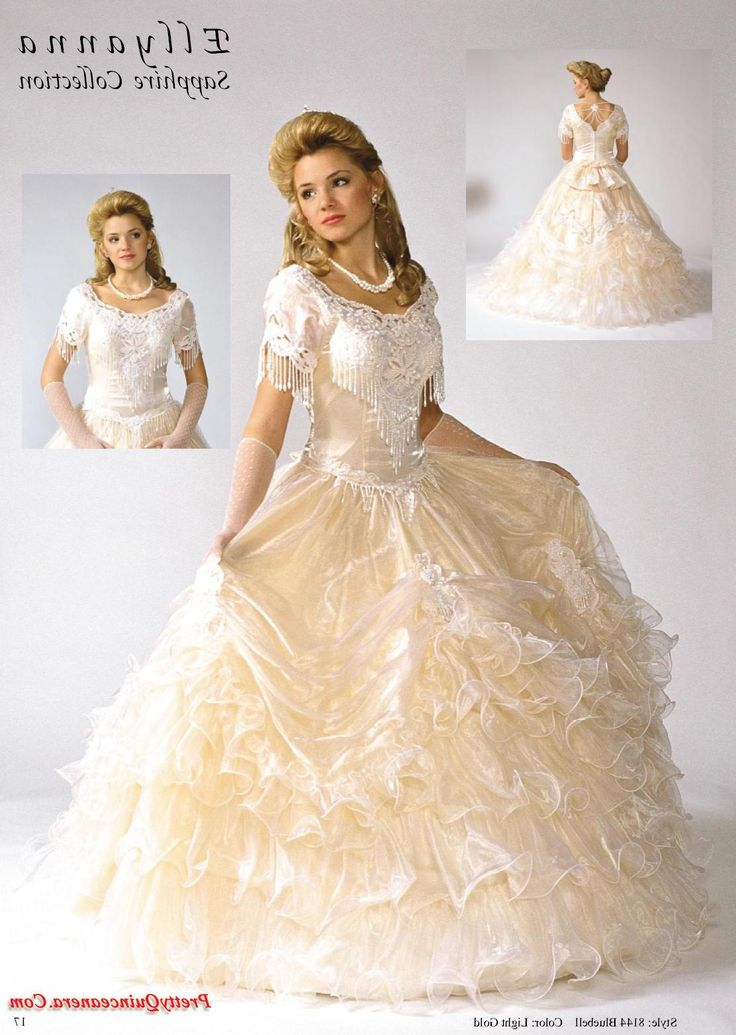 Old fashioned southern belle dresses