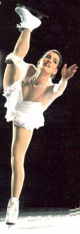 Nancy Kerrigan ~ 1992 Olympic Bronze Medalist; 1993 U.S. Ladies Champion; 1994 Olympic Silver Medalist