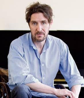 paul mcgann with bed hair. yes. just yes.