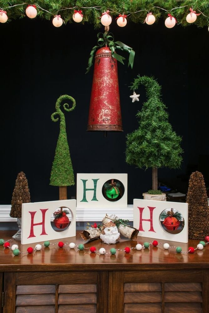 This christmas decor idea takes just one hour to make but itll make