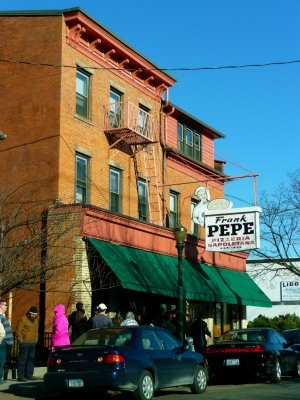 Pepe's Pizza - New Haven, CT