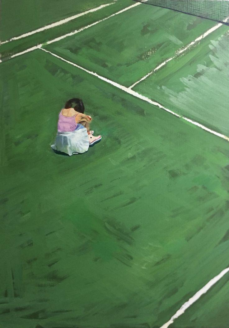 Oil on canvas 2015 Hee Won Park