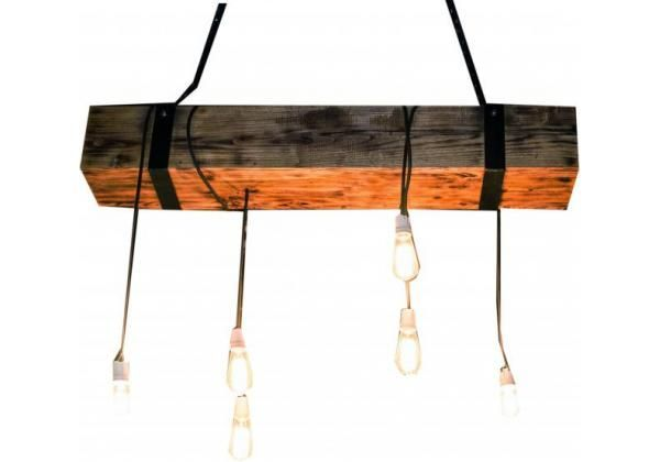 Gerenda lámpa, saját készítés, rendelhető