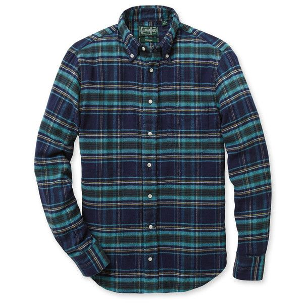 Japanese Teal Flannel
