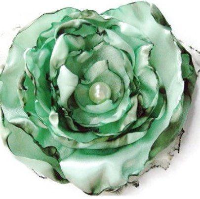 Sea foam green flower https://www.etsy.com/listing/99873952/seafoam-green-aqua-blue-green-mint https://www.etsy.com #etsymntt #etsyshop #wedding #bridal #etsy
