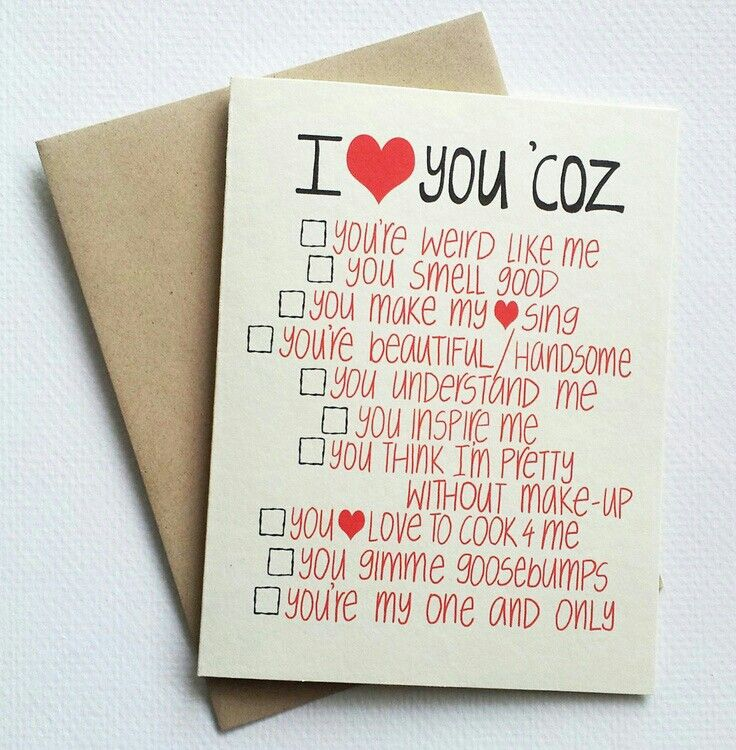 25 best images about long distance – What to Write in Boyfriends Valentines Card