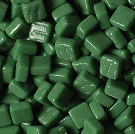 EVERGREEN ECO ACCENT GLASS TILE available in 8mm, 12mm, 15mm, 18mm round & 25mm at www.MarylandMosaics.com