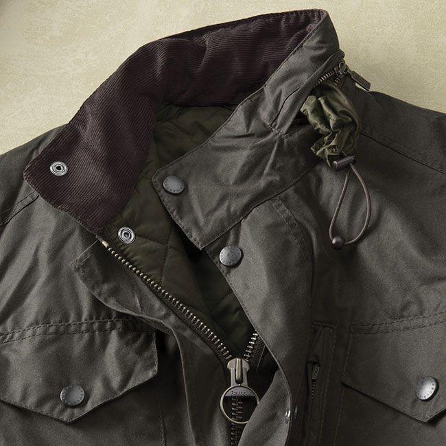 Men's British Army Jacket / Barbour® Sapper Jacket -- Orvis