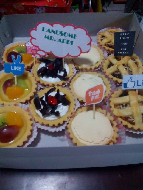 Fancy pie, thanx so much my customer for ordering this