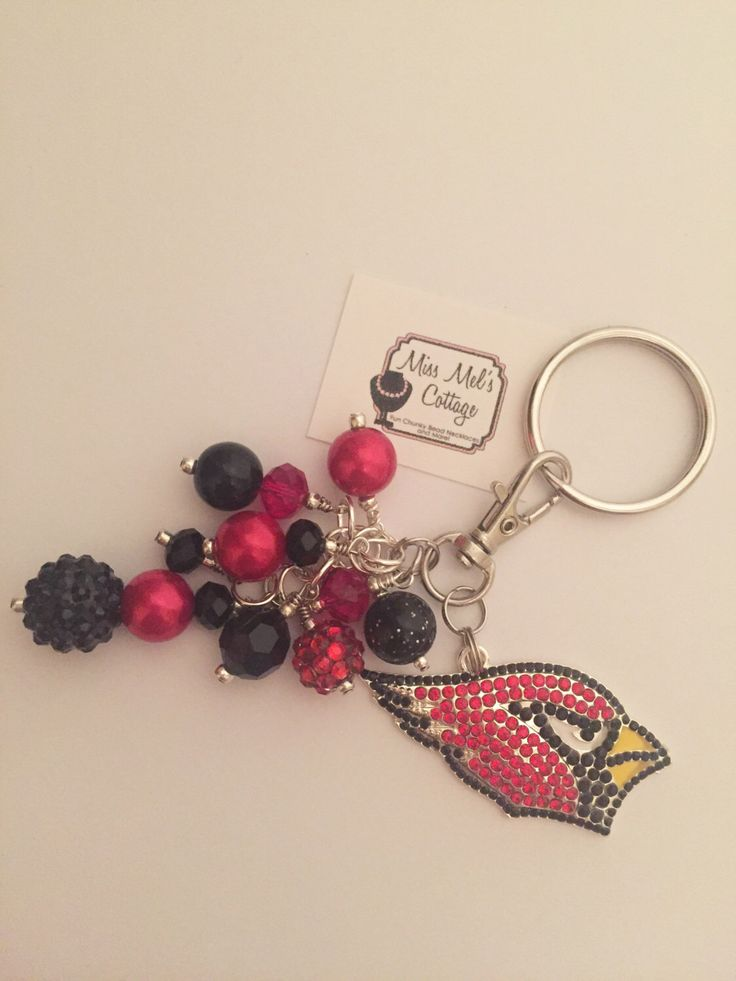 A personal favorite from my Etsy shop https://www.etsy.com/listing/473357938/arizona-cardinals-football-nfl-team