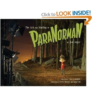 The Art and Making of ParaNorman COOL CARTOON ZOMBIES.  EXQUISITE MODEL CRAFTSMANSHIP. FUN HALLOWEEN ENVIRONMENTS