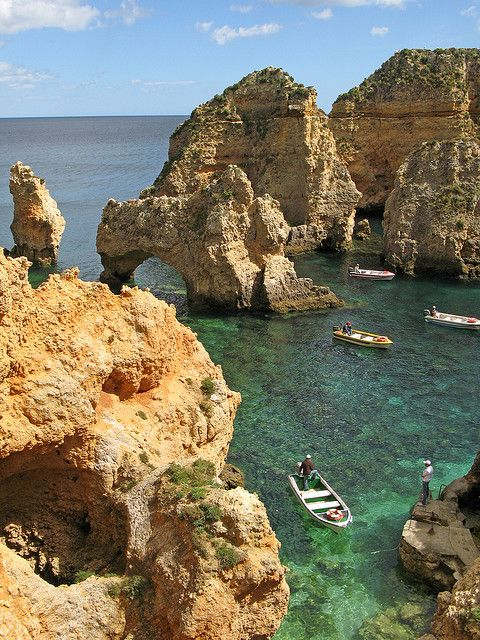 Algarve, Portugal. I stood in that very spot!!
