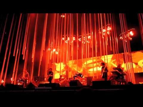 Radiohead - There There (Radiohead Live in Praha)// Radiohead = go to soundtrack for people watching.