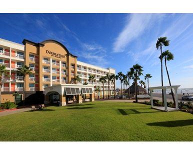DoubleTree by Hilton Hotel Galveston Beach Hotel, TX - Exterior