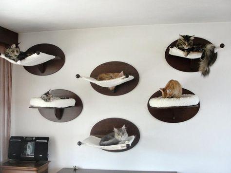 #Katzen - #selbstgebasteltes