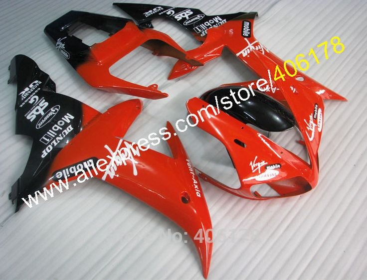 Hot Sales,YZF Fairings Kit for Yamaha R1 YZF1000R1 2002-2003 YZF R1 02 03 YZF1000 R1 ABS Motorcycle Fairing (Injection molding) #Affiliate