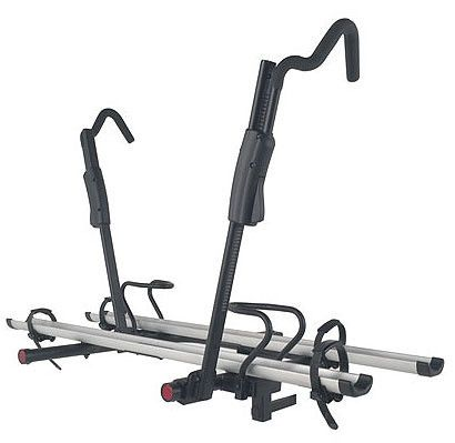 Hollywood TRS Fat Tire 2 Bike Hitch Rack
