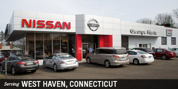Serving West Haven, CT U2013 George Harte Nissan