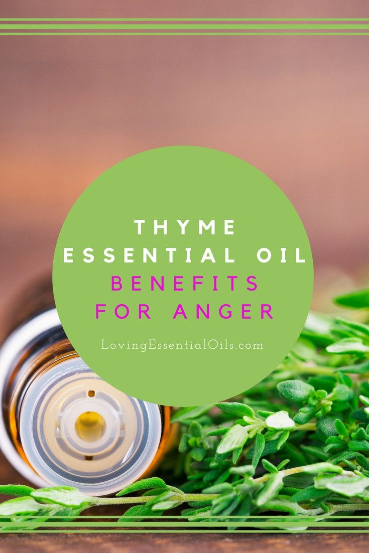 Thyme Essential Oil Benefits For Anger | Essential Oils Uses & Tips | How to Use for Anger & Forgiveness | Emotional Healing With Essential Oils