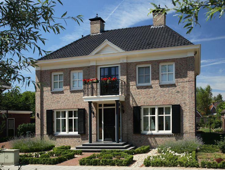 Statig herenhuis te Rijssen - 01architecten - Ontworpen door Dennis Kemper.