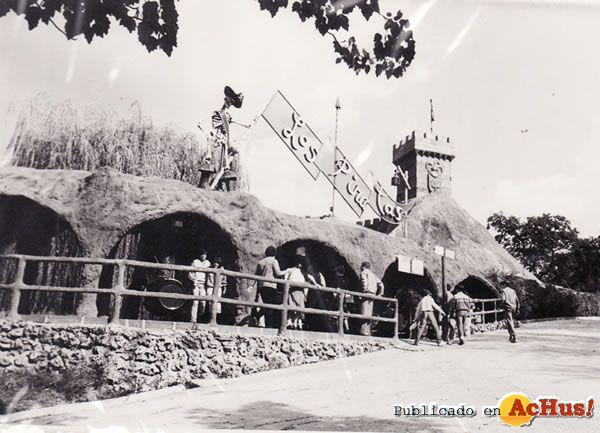 Parque de atracciones de Madrid 15 de mayo de 1969: Los Piratas
