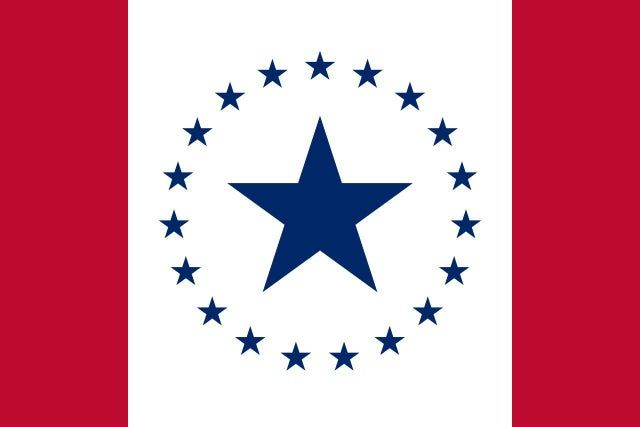 In The Wake Of The Protests Mississippi Lawmakers Are Pushing To Change The State Flag The Stennis Flag Seen Here Is What Wo In 2020 Mississippi Flag Flag Earth Flag