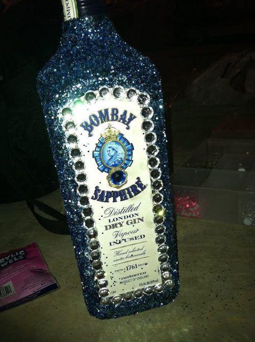 Glitter Bottle How To