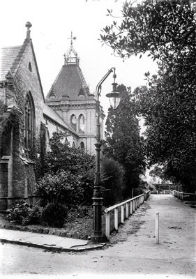 Union House, 1931