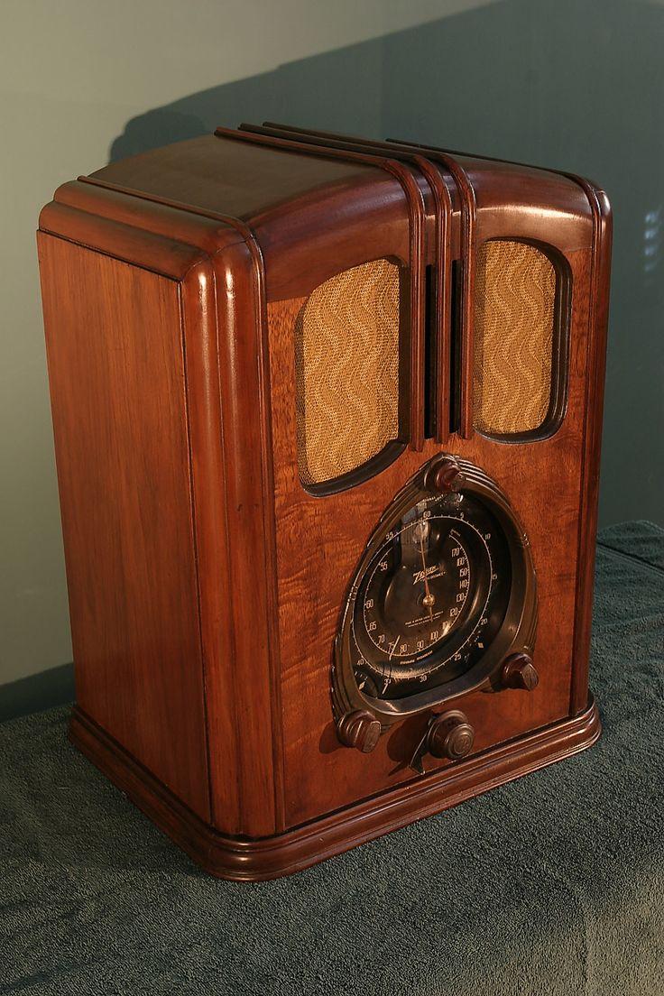 Zenith Vintage Radios 41