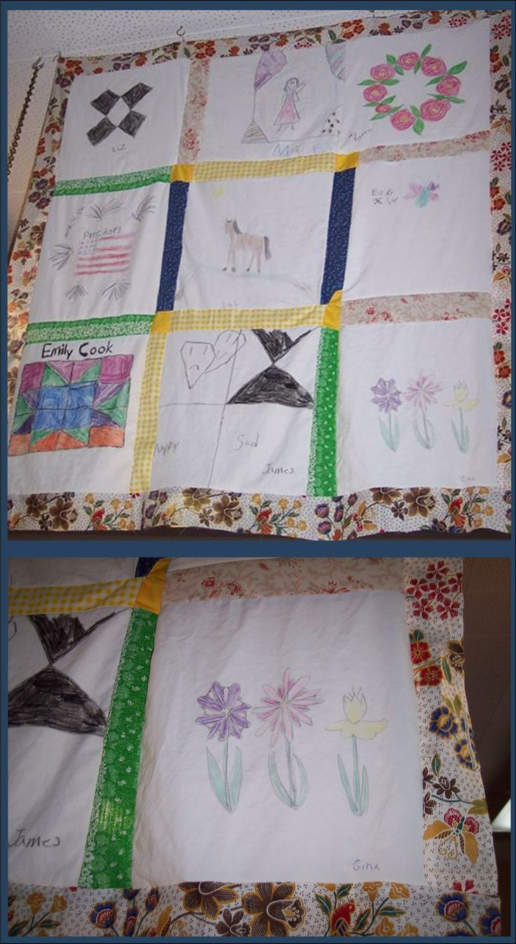 Leeds Jane Culbreth Public Library Quilt Project From Karen Carrol: