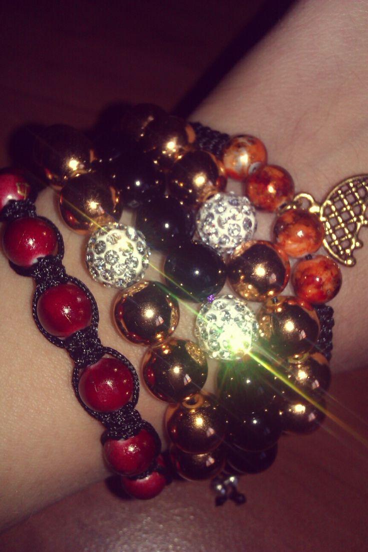 Macrame bracelets by CC Bracelets