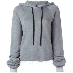 Unravel Oversized Hoodie - Grey