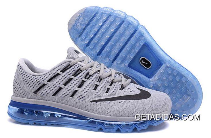 http://www.getadidas.com/nike-air-max-grey-black-blue-for-mens-topdeals.html NIKE AIR MAX GREY BLACK BLUE FOR MENS TOPDEALS Only $87.29 , Free Shipping!