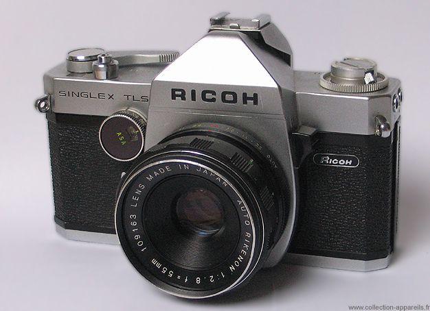 Ricoh Singlex TLS