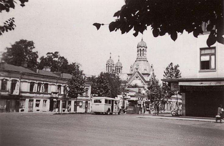 Piața Amzei, 1939