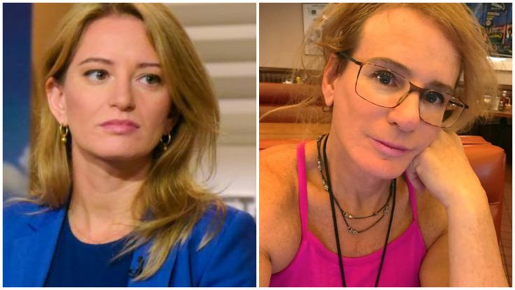 katy tur | MSNBC Reporter Katy Tur's Transgender Parent Goes on Tirade Accusing Her of Being 'Transphobic'