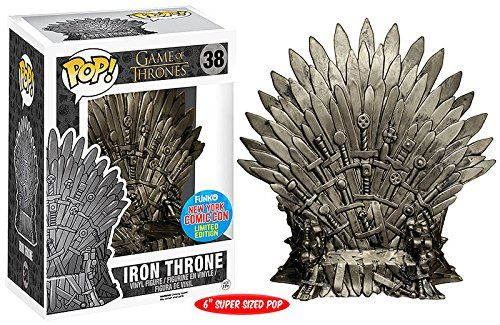 "Game of Thrones 6"" Pop! Vinyl - Iron Throne (NYCC 2015 Ex... https://www.amazon.co.uk/dp/B016C5IJAO/ref=cm_sw_r_pi_dp_x_.vWgybWQD1VEP"