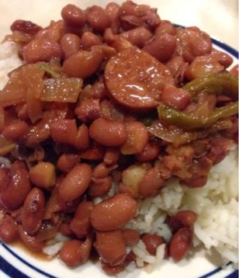 blogger image 1024445211 258x300 Crockpot Red beans and rice