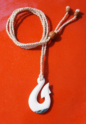 12 best images about hawaiian island jewelry on pinterest for Hawaiian fish hook necklace