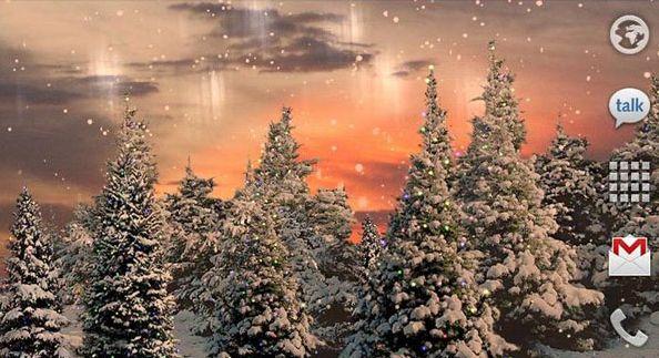Snowfall-live-wallpaper-sfondo-natalizio