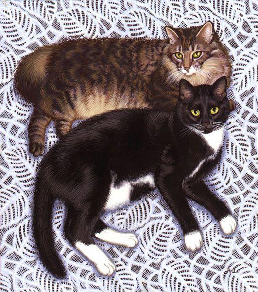 Sue Wall Cats