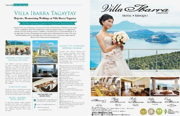If you are looking for a wedding venue with a perfect view of Taal Volcano in Tagaytay. We highly recommend Villa Ibarra Tagaytay, Check out their page at Weddings Tagaytay Digital Magazine and find out the reason why?     HAPPY READING!  www.weddingdigest.com.ph    #weddingstagaytay #caviteweddings #venue #weddingdigestphilippines #digitalmagazine #weddingvenuetagaytay #weddingsph #philippineweddings #weddings #tagaytayweddings #villaibarratagaytay #emagazine #weddingmagazine…